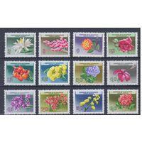 [1510] Сальвадор 1965. Флора.Цветы.
