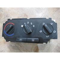 102416 Opel astra G блок управления печкой 90560365