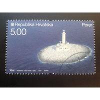 Хорватия 2007 маяк