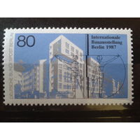 Берлин 1987 Архитектура Михель-1,7 евро