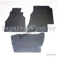 Коврики резиновые к Mercedes Sprinter 95-05 (DOMA) цвет серый