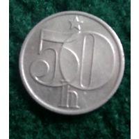 50 геллеров 1978 Чехословакия