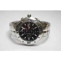Японские наручные часы Casio Collection MTD-1057D-1A с хронографом