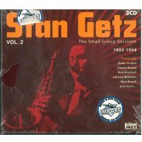 3CD- Stan Getz: Small Group Sessions Vol.2 - 1952-1954'