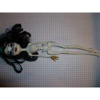 Кукла Монстер Хай. Скелетина. Mattel.