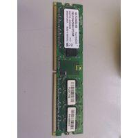 Оперативная память DDR2 1Gb Swissbit PC-6400 MEU01G64D5BH1MT-25R (906693)