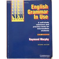 """English Grammar in Use "" Raymond Murphy"