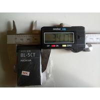 Аккумуляторная батарея Nokia BL-5CT 3.7v