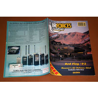 Авиационный журнал AIRFORCE MONTHLY январь 1993