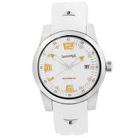 Новые не частые швейцарские часы Eberhard & Co модель Scafomatic, механика, автозавод. Редкое исполнение.