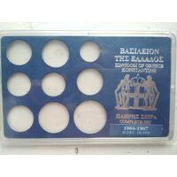Пластиковый кляйсер для монет Греции 64-67 года