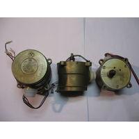 Эл/двигатель асинхр. (редукторный) тип Д-32П1,Т3  (24 обор/мин,127/12В,12ВА)