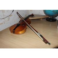 Скрипка 2/4 с смычком