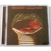 Uriah Heep - Innocent Victim (1977, Audio CD, ремастер 1997 года)
