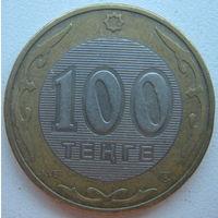 Казахстан 100 тенге 2007 г.
