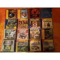 Набор игровых лицензионных дисков 3.
