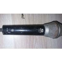 МКЭ-9 вокальный микрофон СССР 1988 г.в.