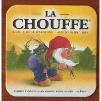 Подставка под пиво La Chouffe No 2