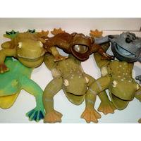 Лягушки ДеАгостини (цена за 1 штуку)