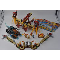 Конструктор LEGO CHIMA 70146