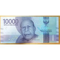10000 рупий 2018 года - Индонезия - UNC
