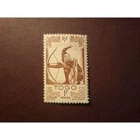 Французский Того 1947 г.Охотник.