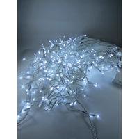 Новый Год! LED Гирлянда, Бахрома, 3, 6, 9, 15, 18 метров, Занавес, Штора