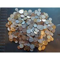670 монет всего мира