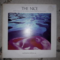 THE NICE - 1972 - AUTUMN '67 AND SPRING '68, (UK), LP