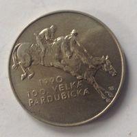 Чехословакия 100 крон 1990г