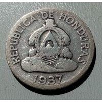 Гондурас 50 сентаво 1937 года