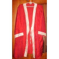 Шелковый халат, новый, р-р универсальный 48-52
