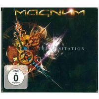 CD+DVD-set Magnum - The Visitation (2011)