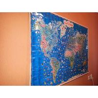 Карта детская