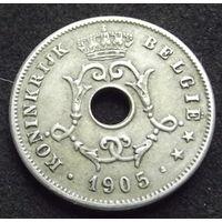 Бельгия. 10 сантимов 1905