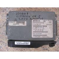 100868 Блок управления АКПП BOSCH 0260002767 Citroen Peugeot
