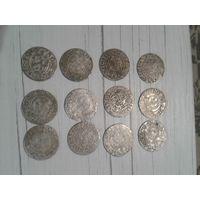 Монеты периода ВКЛ