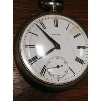 Часы карманные P. Moser. На ходу.
