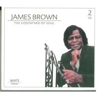 2CD James Brown - White Collection - The God Father Of Soul (2008)