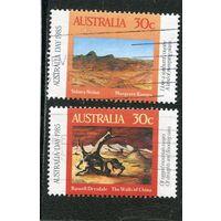 Австралия. День нации 1985