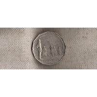 Австралия 50 центов 2005/война 1939-1945(Sp)