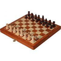 Шахматы супермагнитные деревянные ВНВ
