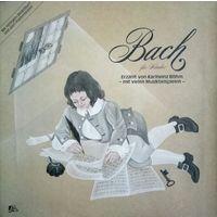 J. S. Bach /For Kinder/1978, MTM, LP, EX, France