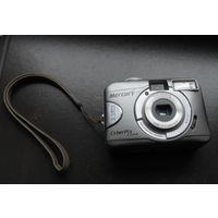 Фотоаппарат mercury и флешка