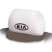 Чехлы на подголовники белые KIA VEL00-00000068