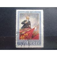 1953 Ленин Михель-5,5 евро гаш.