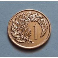 1 цент, Новая Зеландия 1975 г., AU