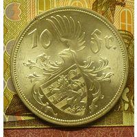 Люксембург 10 франков 1929 г
