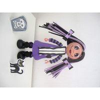 Кукла Handmade из набора