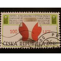 Чехия 2008  100 лет